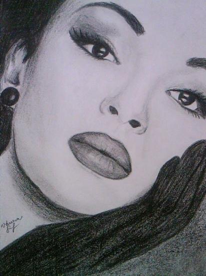Sade Adu by Vanesa.S